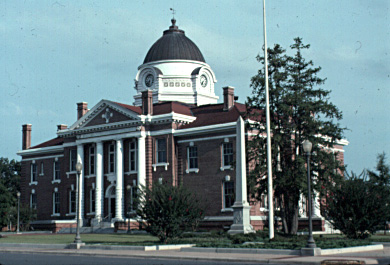 Early County Courthouse